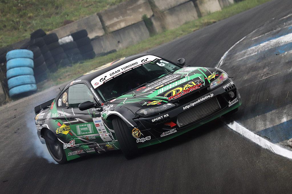 nichiei racing S15 SILVIA